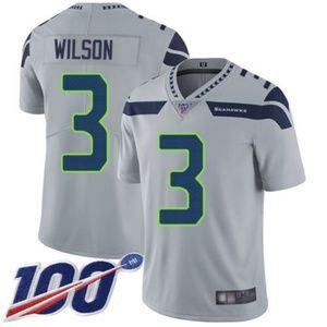 Other - Seattle Seahawks Russell Wilson 100th Jersey